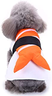 MaruPet Halloween Christmas Fancy Dogs Cats Warm Hoodie Coat Jacket Puppy Costumes Suit Winter for Teddy, Pug, Chihuahua, Shih Tzu, Yorkshire Terriers, Papillon