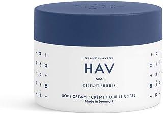 Skandinavisk Hav Body Cream 200 ml - Gently Scented Luxuriant Body Cream - Ingredients of Natural Origin