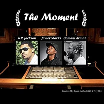 The Moment (feat Matthew Shell, Bomani Armah, Agent Method, Trey Eley & Javier Starks)