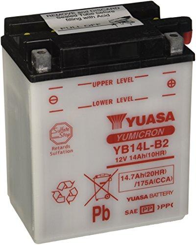 YUASA YB14L-B2 Batterie de Moto