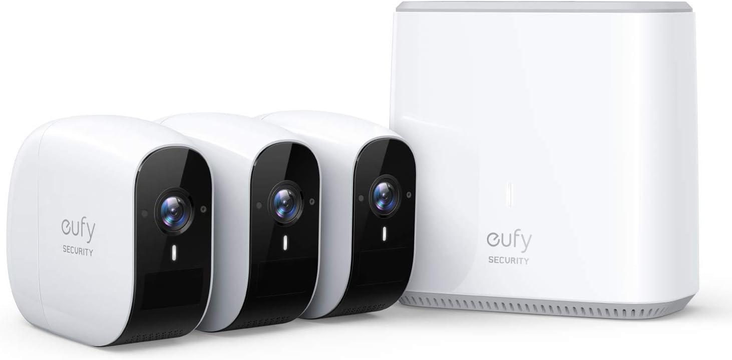 eufy Security by service Anker eufyCam Nashville-Davidson Mall Wireless E Camera Home
