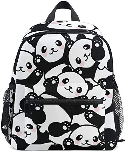NB UUD Mini Backpack Cute Animal Panda Pattern Daily Backpack for Travel