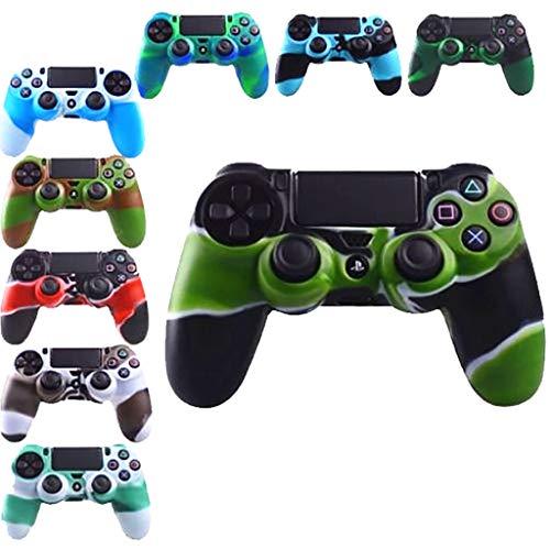 Skryo_ Electronics & Gadgets Skryo🛩🛩 Gummi Silikon Hülle für den Playstation PS4 Controller (D)