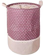 New Folding Large Laundry Basket Hamper Bag Handheld Clothes Storage Barrel Clothes Kid Toy Sundries Organizer Storage Basket