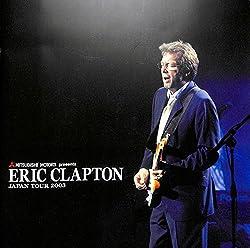 [コンサートパンフレット]ERIC CLAPTON JAPAN TOUR Just For You エリック・クラプトン[2003年LIVE TOUR]