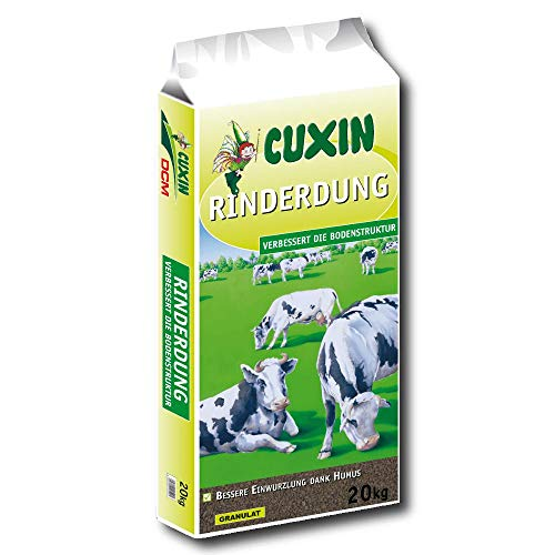 Cuxin Rinderdung, 20 kg