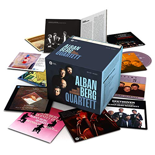 Alban Berg Quartett: The Compl