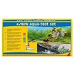 sera-04000-aqua-test-set-Test-Set-frs-Aquarium-den-Teich-mit-den-4-wichtigsten-Wassertest-pH-GH-KH-NO2-Teichwasser-oder-Aquarienwasser-Testen-fr-Fortgeschrittene-schnell-genau-professionell