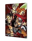 Japan Anime Manga Poster - Black Clover Poster - Anime Poster Metal Wall Decoration 12