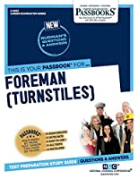 Foreman: Turnstiles (Career Examination)