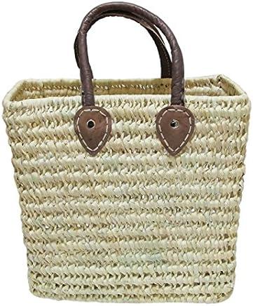 Amazon.es: Rafia - Cestas de la compra / Bolsas y cestas de ...