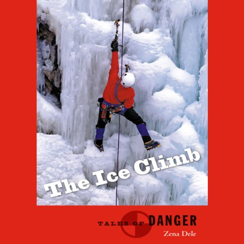 The Ice Climb audiobook cover art