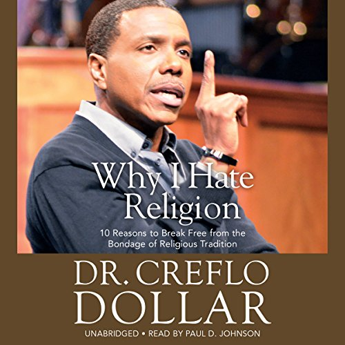 Why I Hate Religion cover art