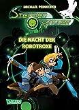 Sternenritter 12: Die Nacht der Robotroxe: Science Fiction-Buch der Bestseller-Serie für Weltraum-Fans ab 8 Jahren (12)