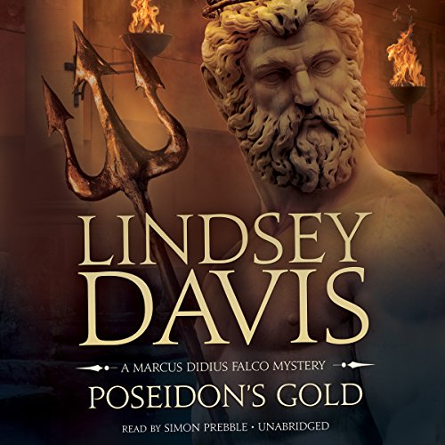 Poseidon's Gold audiobook cover art