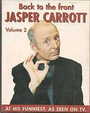 Jasper Carrott - Back To The Front - Volume 2 (Cassette)