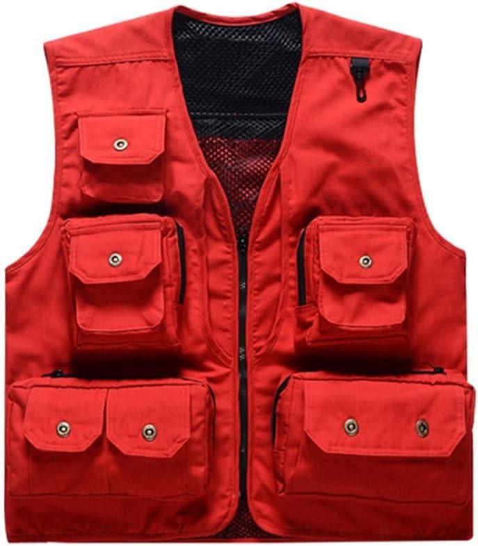 Fishing New popularity Vests for Ranking TOP7 Men Vest Fishi Quick Men's Dry Outdoor