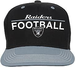 NFL Youth Boys Retro Bar Script Flatbrim Snapback Hat