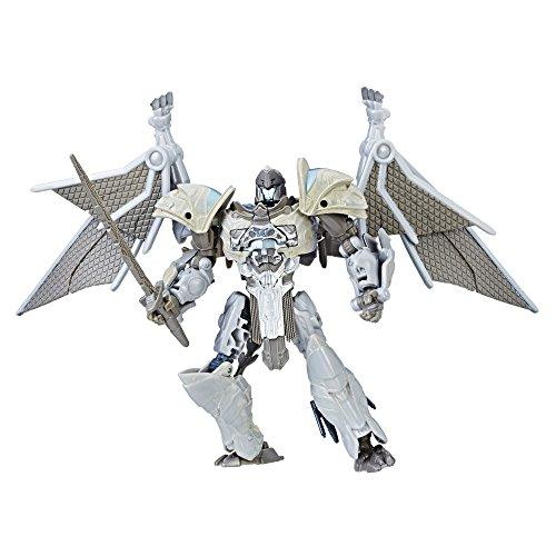 Transformers-Mv5 le dernier chevalier PREMIER EDITION LEADER CLASS-dragonstorm