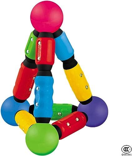 forma única 25Pcs 25Pcs 25Pcs Magnetic Stick Set Magnetic Puzzle Games Toy Magnetic Construction Juguetes para Niños  muy popular