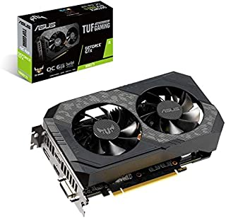 ASUS TUF-GTX1660TI-O6G-GAMING GeForce GTX 1660 Ti 6 GB GDDR6