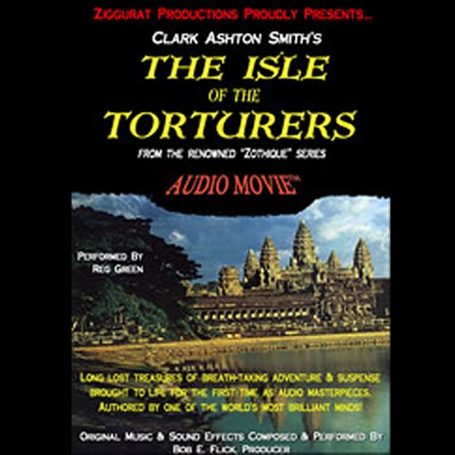 The Isle of the Torturers audiobook cover art