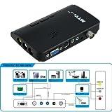 External LCD CRT VGA TV PC Monitor Digital Program Receiver Tuner Box HDTV 06U9