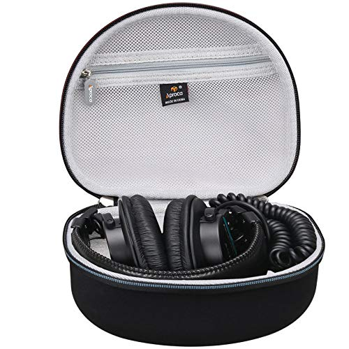 Aproca Hard Travel Storage Carrying Case for Sony MDR7506 Professional Large Diaphragm Headphone
