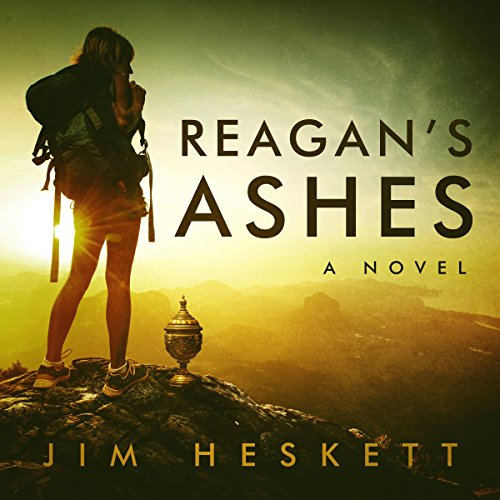 Reagan's Ashes audiobook cover art