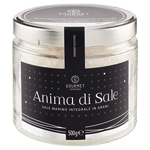 Anima di Sale – Sale marino integrale in grani Soul of Salt – Whole sea salt in grains 500g