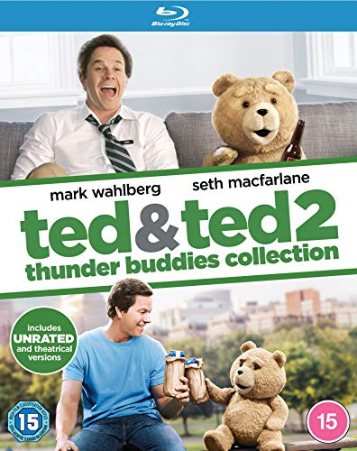 Ted 1 and 2 Doublepack [Blu-ray]