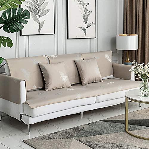 Funda de sofá seccional para sofá de 3 cojines, funda de sofá antideslizante, protector de muebles de mascotas, funda de sofá reclinable en forma de L