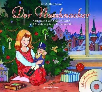 DER NUSSKNACKER - arrangiert für Buch - mit CD [Noten / Sheetmusic] Komponist: TSCHAIKOWSKY PJOTR ILJITSCH