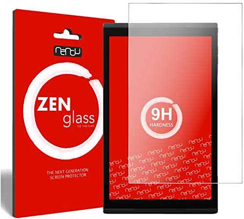 ZenGlass Flexible Glas-Folie kompatibel mit Medion LifeTab S10352 Panzerfolie I Bildschirm-Schutzfolie 9H