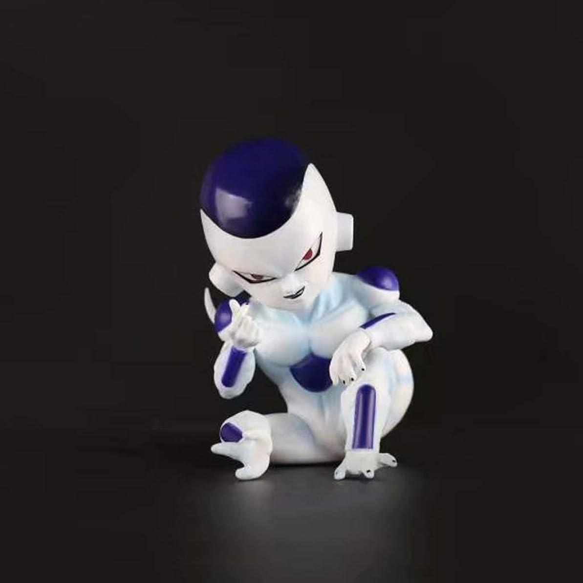シャッター敬意を表して剃るフィギュアドラゴンボールモデル、Fliesa、アニメの像、おもちゃコレクションの像、卓上装飾玩具像玩具モデル(12cm) SHWSM