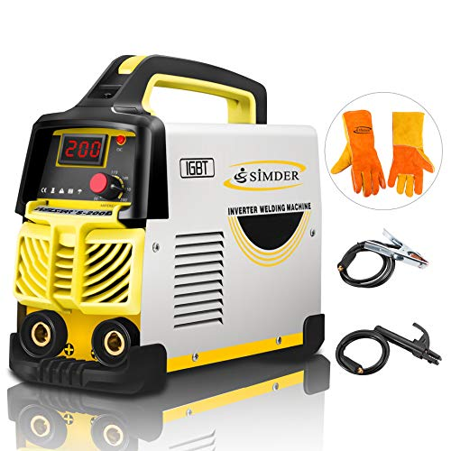 Welder Arc Welder 160Amp Stick Welder 110v/220v MMA Welding Machine...