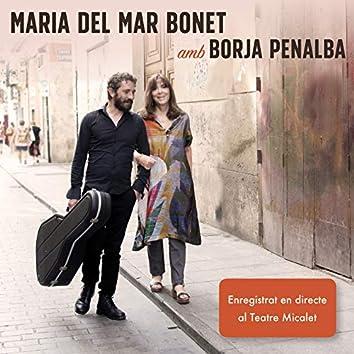 Maria del Mar Bonet amb Borja Penalba (En directe)