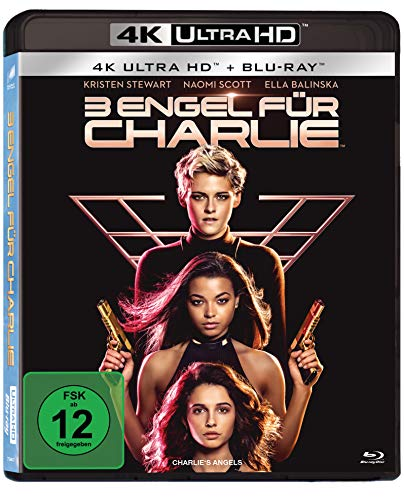 3 Engel für Charlie (4K Ultra HD) (+ Blu-ray 2D)
