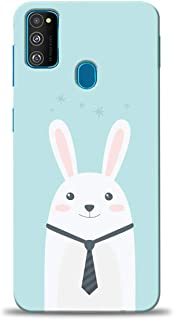 PRINT STATION Printed Back Case Cover for Samsung Galaxy M30s - 6625