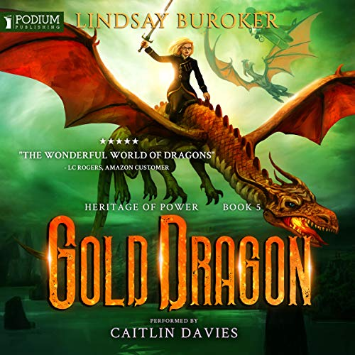 Gold Dragon cover art