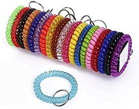 plastic ring bracelet