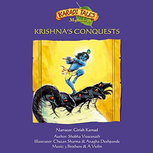 Krishna's Conquests cover art