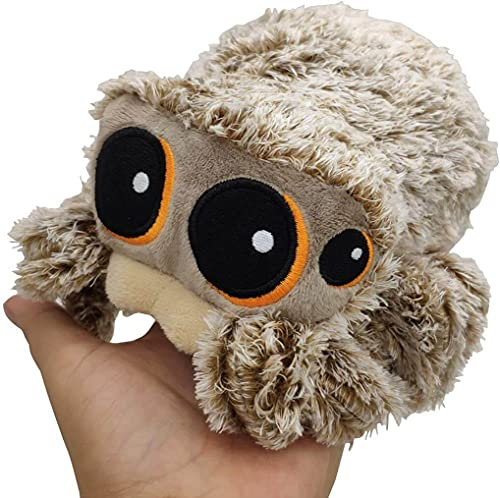 The Spider Plush Toys, PP Cotton Filler Soft Cute Animal Spider, Little Spider Halloween Party House Prop Indoor Outdoor Yard Decoration Gifts, for Children's day Gifts