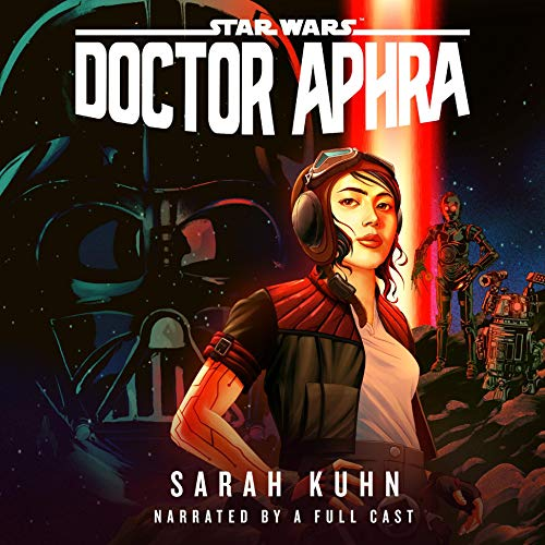 Doctor Aphra (Star Wars) audiobook cover art