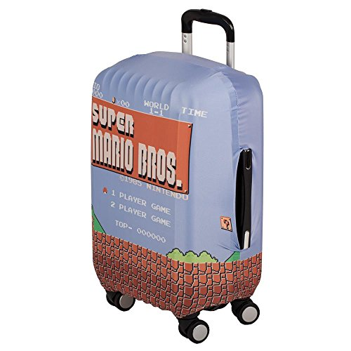 Super Mario Brothers Luggage Cover Mario Brothers Accessories - Super Mario Brothers Accessories Mario Gift