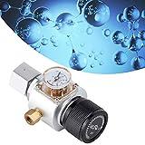 Gas Regulator, Soda Water Pressure Reducing Valve CO2 Mini Gas Regulator, Soda Bottle