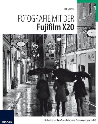Kamerabuch Fujifilm X20