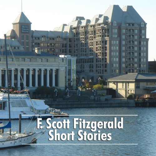 F. Scott Fitzgerald Short Stories audiobook cover art