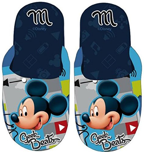 for-collectors-only Mickey Mouse pantoffels maat 29/30 Disney kinderen slipper geek Beats