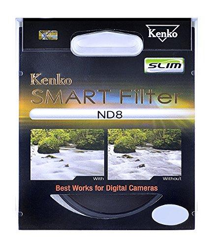 Kenko Smart MC ND8 Slim Filtro 77 mm, Nero